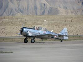 1946 North American T-6G Taxi by Qphacs