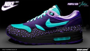 AM1 PurpleSea X Safari Edition by Soulfame