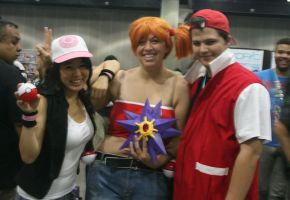 AX12-White, Misty, Red by moonymonster