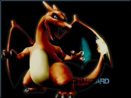 charizard wallpaper by rindork