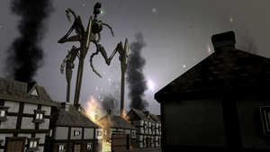 Spore: The War of the Worlds 3 by Cryptdidical