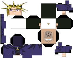 yami yugi p1 by hollowkingking