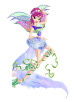 Tecna Harmonix by Dessindu43