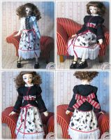 Wonderland Lolita.no.3 by ball-jointed-Alice