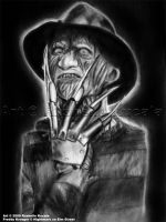 Freddy Krueger by TheDragonofDoom