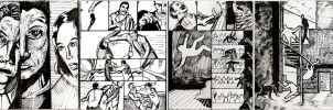 Lincoln Assasination pages4-7 by Wilkonrad