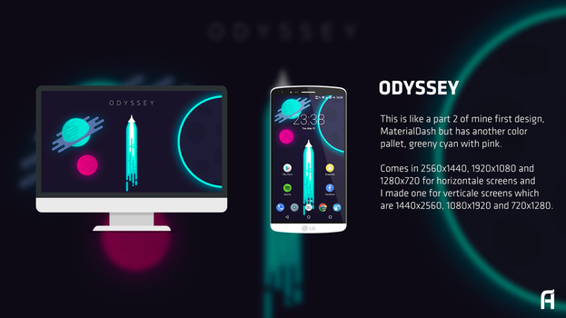 Odyssey by Flexxkii (Teodor Anthony) by leipearmeen