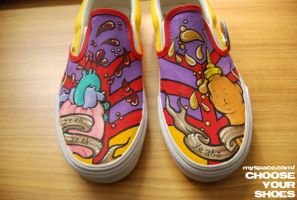 shoes for natalie by mburk