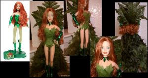 Poison Ivy re-do by U-Nica