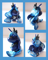 Luna Miniature by IcyPanther1