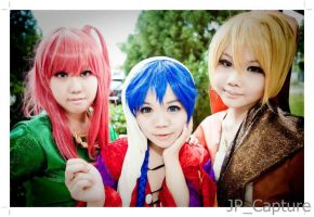 Cosfest X.2 - Magi by itsmejunko