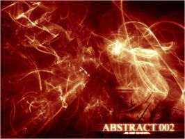 Abstract - 002 by Blade-Genexis