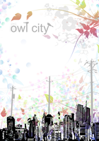 Owl City - Poster by xKIBAx