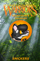 Rainystar's Thunder (NOVELLA) by SNlCKERS
