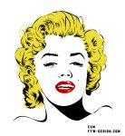 Marilyn by misscam-ftw