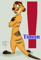 My First Timon in a LONG time by Laika-Star