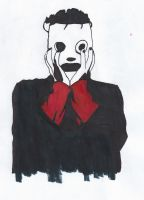 Slipknot Corey Taylor 08 by zombis-cannibal