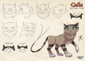 Quills concept art by Inkswell