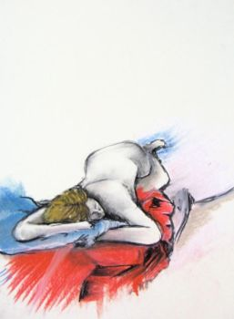 Life Drawing2 by opsmainframe