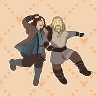 The Hobbit - The Heirs of Dancing by Algrenion