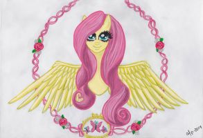 Fluttershy by Angel-gotic