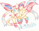 Mitzi's Pokemon Form~ by foreverbluejeans