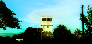Old Airport Tower by mchectr