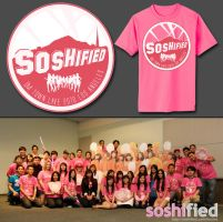 SM Town LA 2010 Shirt Design by soshified