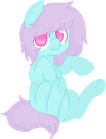 GIFT: Candy Horse ((ANIMATED)) by AmitysBread