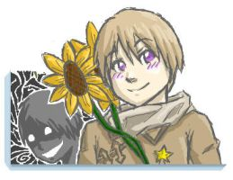 Russian Sunflowers by iAlly
