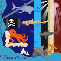 DSK: Shipwreck by Elfmaiden687