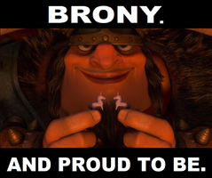 Brony and proud to be. by SteGhost
