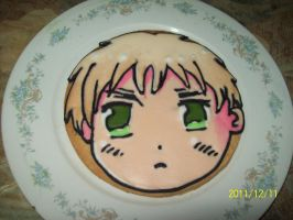 The England Cookie by lonewolfjc11