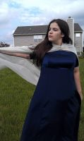 Lord of the Rings: Arwen Cosplay Shot 3 by snowcloud8