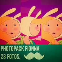 Photopack fionna *o* by MicaEdiitions