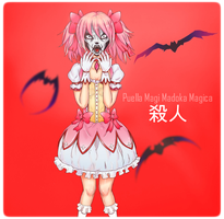 Puella Magi Krauser Magica by HypnoHamsterXD