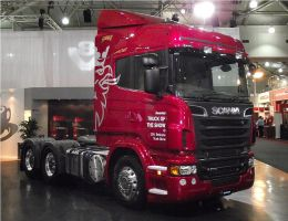 Scania R-730 Flagship by RedtailFox