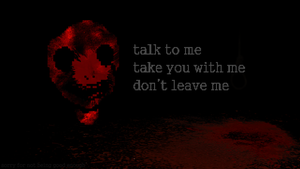 IMSCARED - Talk to me by Alanj2007Games