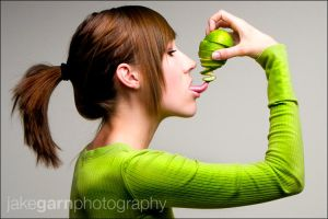 Twist of Lime by jakegarn