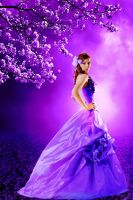 Spring Gala by DreamscapeCovers