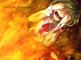 Kido: I Want to Disappear by Linkerbell