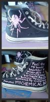 My Chem Converse. by verraperraa