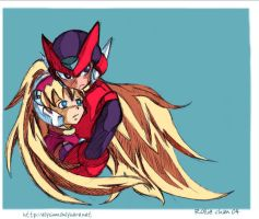 Ciel and Zero by Soul-Rokkuman