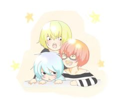 mello,near,matt by turuko