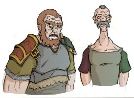 Nords by Phewcumber