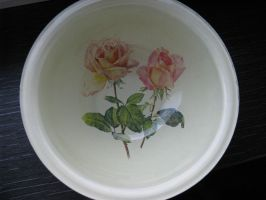 Decoupage bowl 4 by CinnamonBlue