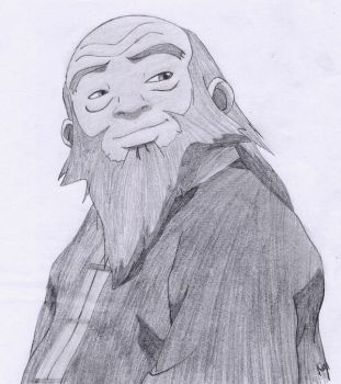 Iroh by AutumnOwl