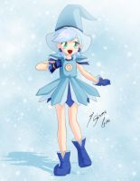 Frozen brujita  by Shinta-Girl