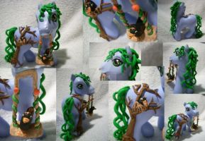 My little Pony Custom Tchiep Tchiep $25 by BerryMouse