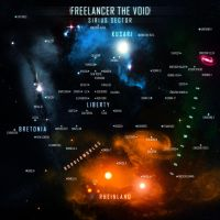 Freelancer The VOID 2112 Map by MVestala